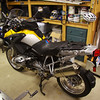 BMW Farkles : Take a great bike and slather the Touratech catalog all over it.