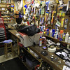 Garage project : Ongoing purge, cleanup and reorganization of my workshop - 2012